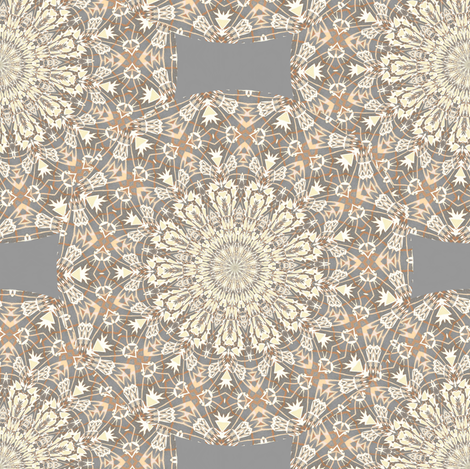 Antique Lace fabric by joanmclemore on Spoonflower - custom fabric