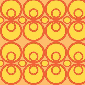 Circle Time Orange/Yellow