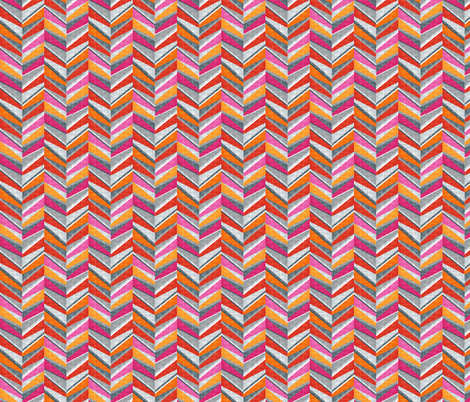 Discontinuous Line fabric by spellstone on Spoonflower - custom fabric