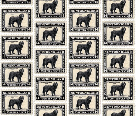 Rrrrrnewfoundlanddogstamp_shop_preview
