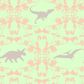 sugar sweet dino lace