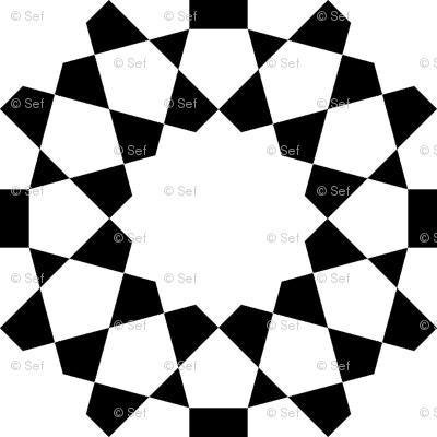 TC43X E3 : black + white