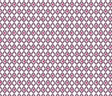 Navajo Diamonds fabric by fable_design on Spoonflower - custom fabric