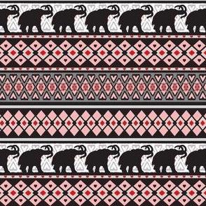Fairisle Woolly Mammoth