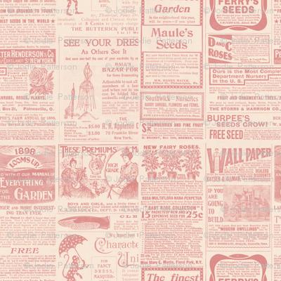 Antique Gardening Magazine
