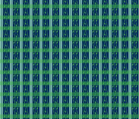 Summer Wheat Plaid fabric by acbeilke on Spoonflower - custom fabric