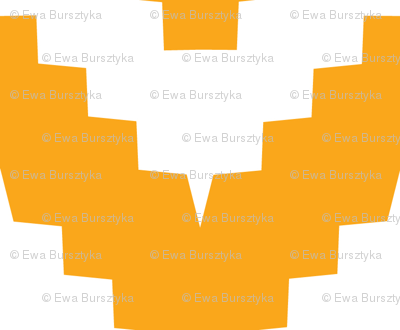 chevron orange