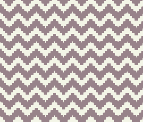 chevron pale purple fabric by ravynka on Spoonflower - custom fabric