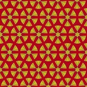 Yellow-tasseled Star-dots