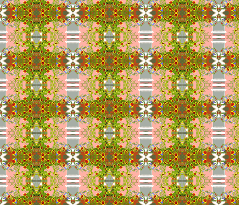 My Daughter's Flowers fabric by robin_rice on Spoonflower - custom fabric