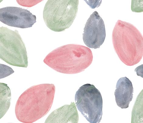 cestlaviv_teardrops fabric by cest_la_viv on Spoonflower - custom fabric