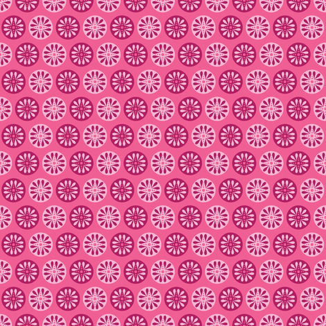 Stellar Dot (Dark) fabric by robyriker on Spoonflower - custom fabric
