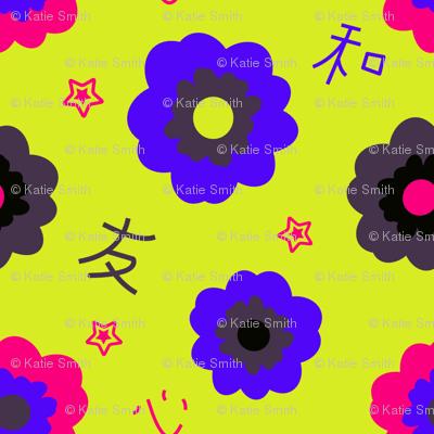 Japanese Flowers