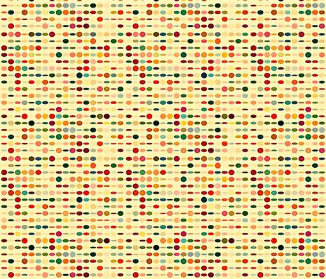 spots-ed-ed fabric by weebeastiecreations on Spoonflower - custom fabric