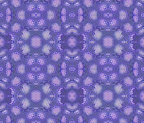 Op Squared Bluea fabric by helenklebesadel on Spoonflower - custom fabric