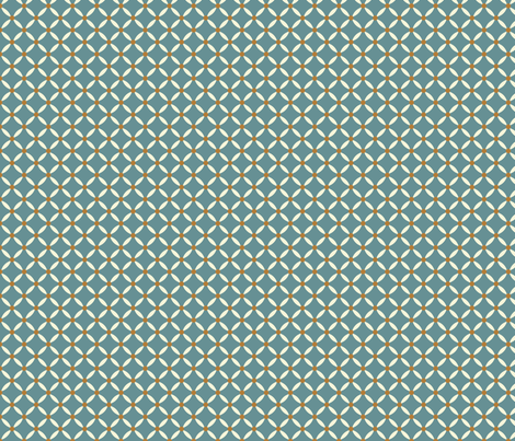 Maroccan_landscape_Grid2 (comp) fabric by andrea11 on Spoonflower - custom fabric