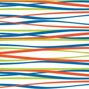 Tropicana Stripes
