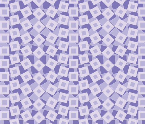 squared_away-lilacs fabric by glimmericks on Spoonflower - custom fabric