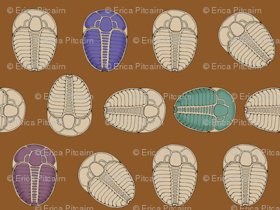 Trilobite Trot - Alternate Colors