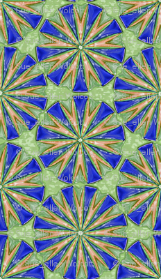 Nonagons Enmeshed  color2