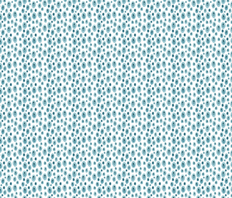 Speckles - Frolic Collection fabric by gollybard on Spoonflower - custom fabric