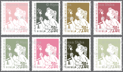 Stamp Collection: Make a Wish!