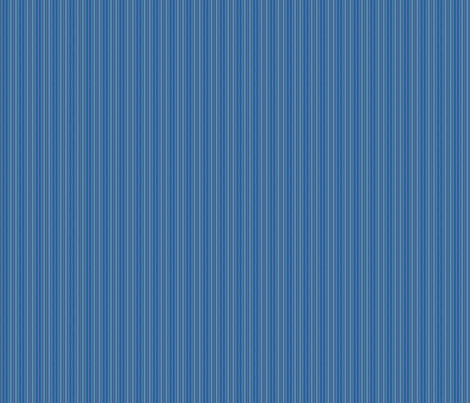 Blue Jagged Stripe © Gingezel™ 2012 fabric by gingezel on Spoonflower - custom fabric