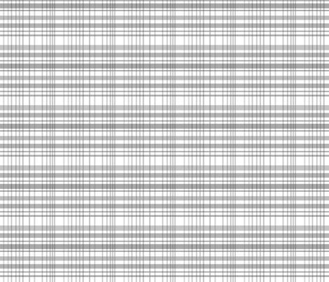 Grey plaid fabric reannalilydesigns spoonflower for Grey tartan wallpaper
