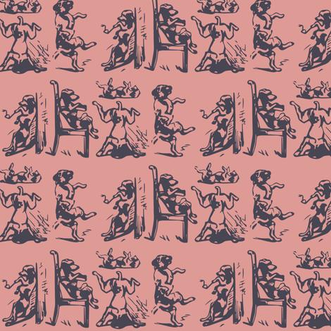 500 Dog Days of Summer fabric by alysnpunderland on Spoonflower - custom fabric
