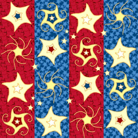 Rrembroidered_swirling_and_twirling_stars_on_stripes_b_red_blue_fill_shop_preview