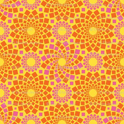 Kaleidoflowers (Sunshine)