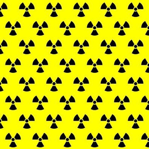 neon yellow radiation