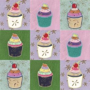 Paper Cakes diagonal