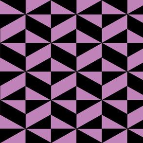 Lavender Block Illusion