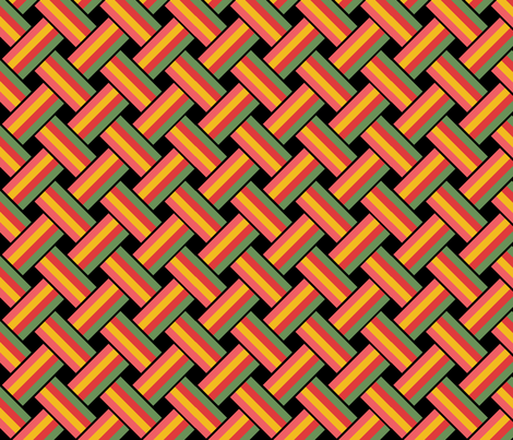 diagonal-weave-square-2 fabric by danab78 on Spoonflower - custom fabric