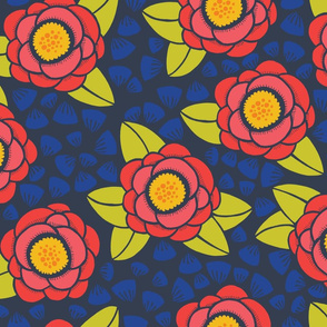 flowers_petals-red-navy