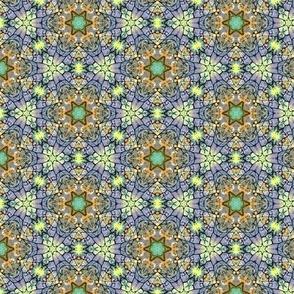 Lemon Blossom Kaleidoscope