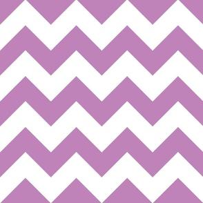 chevron lilac