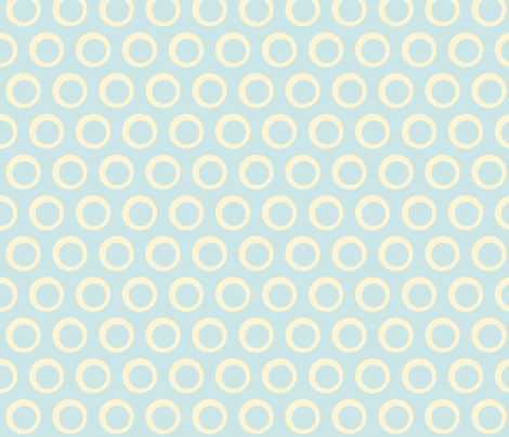 yellow_baby_hoop fabric by adrianne_nicole on Spoonflower - custom fabric