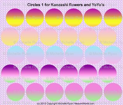 Circles No.1