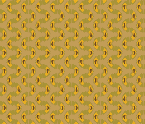Rhodesian Snake (Greens) fabric by david_kent_collections on Spoonflower - custom fabric
