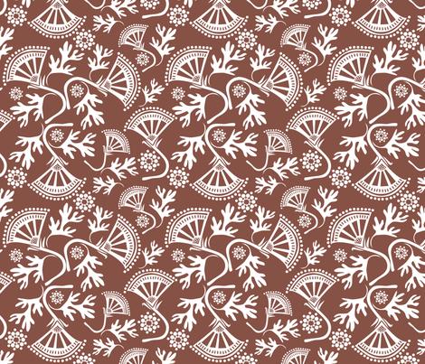 chocolate-crush fabric by csl on Spoonflower - custom fabric