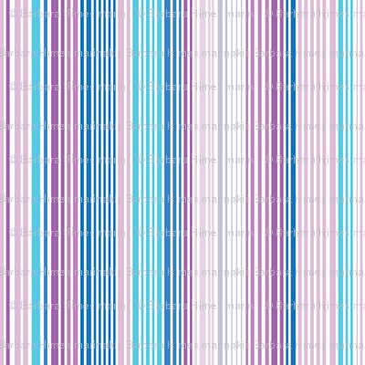 Wee Vertical Stripes