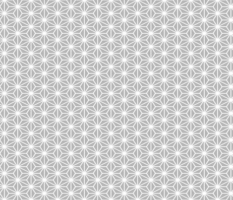 Simple Blocks, Gray fabric by animotaxis on Spoonflower - custom fabric