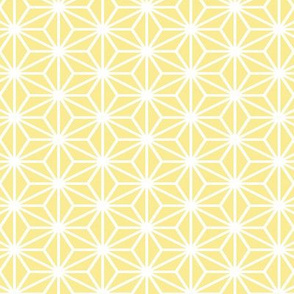 Simple Blocks, Pale Lemon Yellow