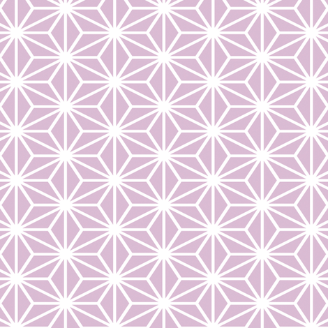 Simple blocks, Lilac fabric by animotaxis on Spoonflower - custom fabric
