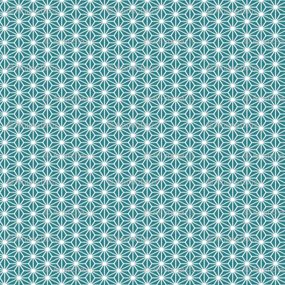 Simple blocks, Teal