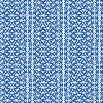 Simple Blocks, Royal Blue