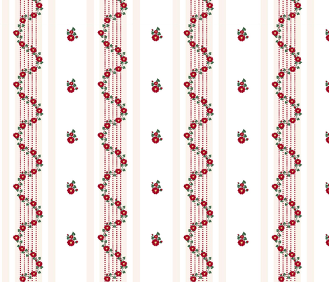Georgian_red_jpeg fabric by recreating_history on Spoonflower - custom fabric