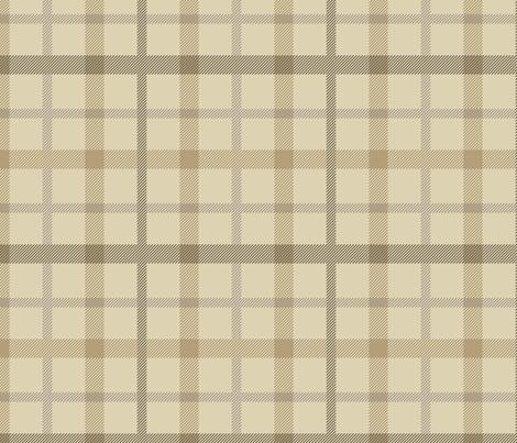 Tartan blanket in fireside fabric by creative_merritt on Spoonflower - custom fabric